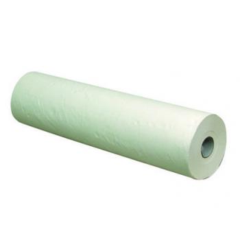Drap d'examen cellulose 2 plis blanc 49 x 38 cm - carton de 9 x 138 f