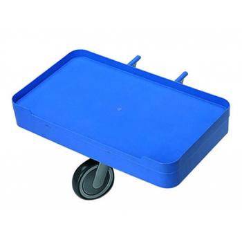 Base repose sac avec une roue - diam 100 mm - unite