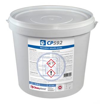 CP 592 Rénovateur vaisselle 10 kg - poudre