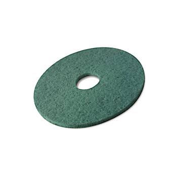 Disques verts pour autolaveuse (lavage) diam. 360 mm - carton de 5