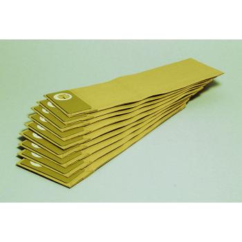 Sacs aspirateur nilfisk pour gu355/455 - paquet de 10 pieces
