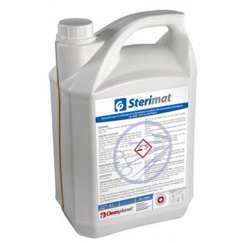 Sterimat -  nettoyant desinfectant instruments - carton de 2 x 5 l