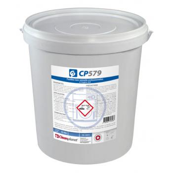 Cp 579 - pastilles lave-vaisselle professionnel oxygene actif - seau de 10 kg