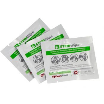 Steriwipe - lingette desinfectante de surfaces en vrac - unite
