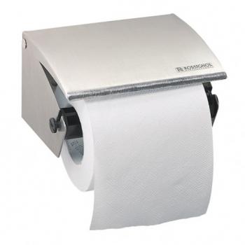 Distributeur 1 rouleau de papier toilette standard inox - unite
