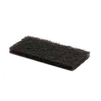 Pads noirs pour decapage 26 x 12 cm - paquet de 5