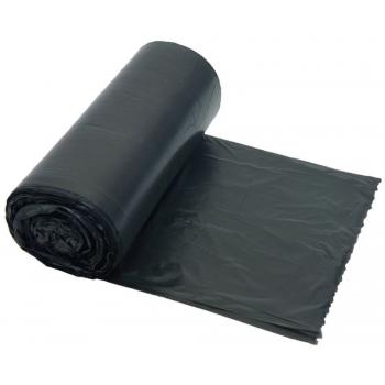 Sacs dechets 35 l hdpe/lldpe 18 my noir  - carton de 20 x 20