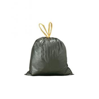 "Sacs dechets Quick bag"" light 35 l ldpe 21 my noir  - carton de 20 x 20"""