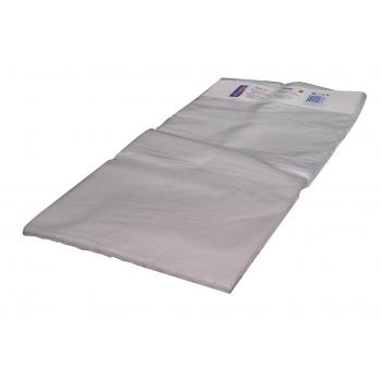 Gazes non impregnees blanches pour depoussierage 60 x 30 cm - paquet de 50