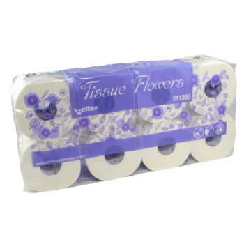 Papier toilette ouate 3 plis blanc - paquet de 72 x 250 f