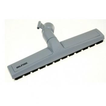 Brosse simple pour sols durs nilfisk 360 mm + support - diam 32 mm - unite