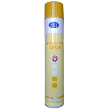 Desodorisant citron - aerosol de 750 ml