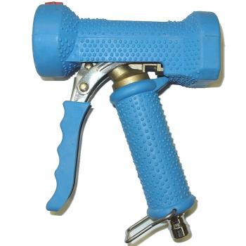 Pistolet anti-choc bleu equipe avec embout rapide pour 510250 et 510251 - unite
