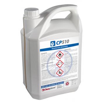 Cp 510 - nettoyant désinfectant alimentaire - carton de 2 x 5 l