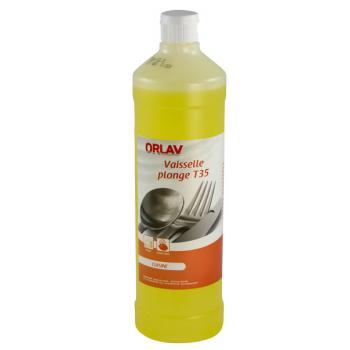 Cp 550 - nettoyant degraissant vaisselle main 35% ma - carton de 12 x 1 l