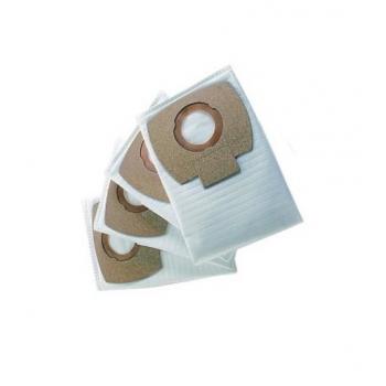 Sacs synthetiques + filtre a eau pour nilfisk vl200 20l et 30l -  paquet de 4 pieces