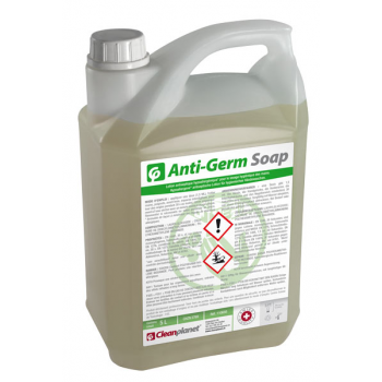 Anti-germ soap - lotion de lavage desinfectante - carton de 2 x 5 l