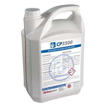 Cp 3500 - renforcateur de lavage anti-gras textile - bidon de 5 l