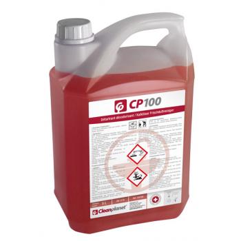 Cp 100 - detartrant  desodorisant sanitaire - bidon de 5 l