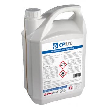 Cp 170 - decapant polyvalent d'emulsions - bidon de 5 l