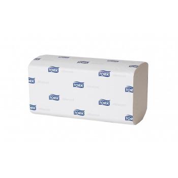 Essuie-mains  z extra delitable blanc 2 plis 23 x 23 cm - carton de 3750