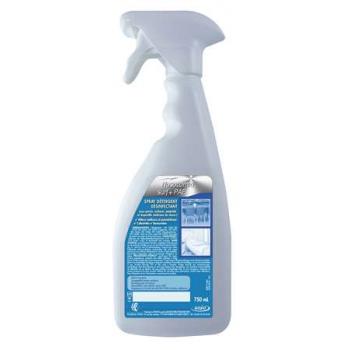 Nosocomia surf+ 6x 750ml prêt à l'emploi - Nettoyant désinfectant sols & surfaces - dispositif médical -