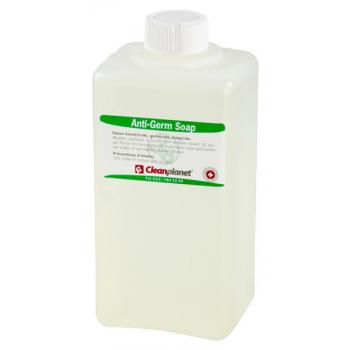 """Anti-germ soap - lotion de lavage desinfectante - carton de 9 x 500 ml Op"""""""