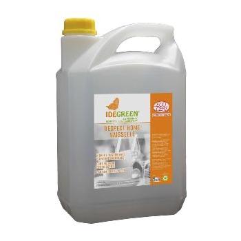IDEGREEN - Respect'Home liquide vaisselle main écologique «ECOCERT»- Bidon de 5 Litres