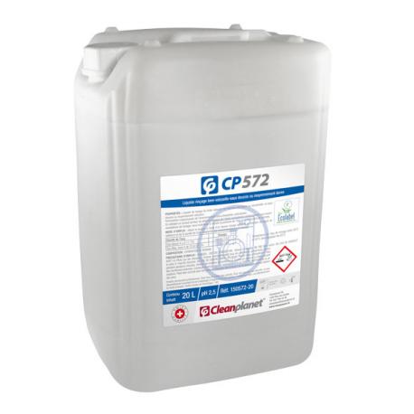 CP572 - Liquide lave.vaisselle eau douce «ECOLABEL» - Bidon de 20 Litres