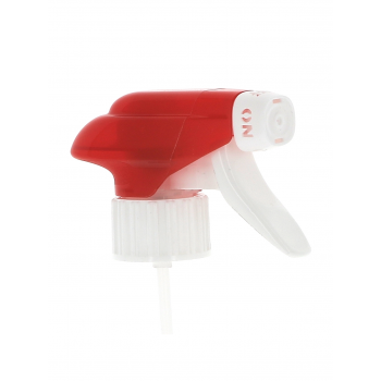 Tete de pulverisateur rouge - 500 ml - unite