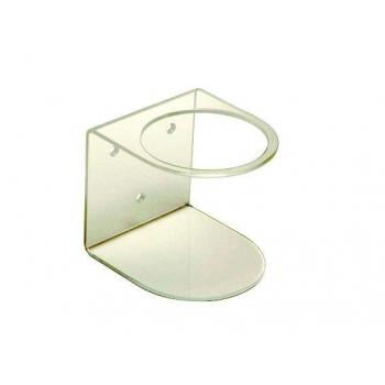 Support inox brossé pour dispenser Steriwipes 100 et 200 Lingettes - Unité